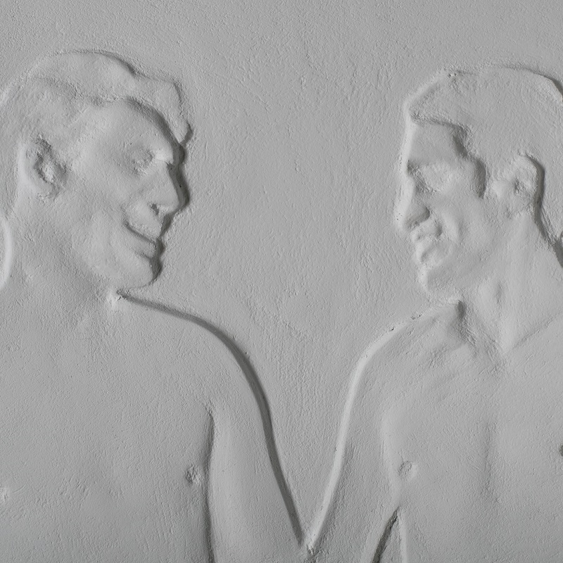 "Ivan Sukovic's exhibition ""Objects of desire"" (2019)"
